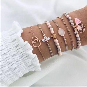Jewelry - SUMMERTIME 5 Bracelets SET